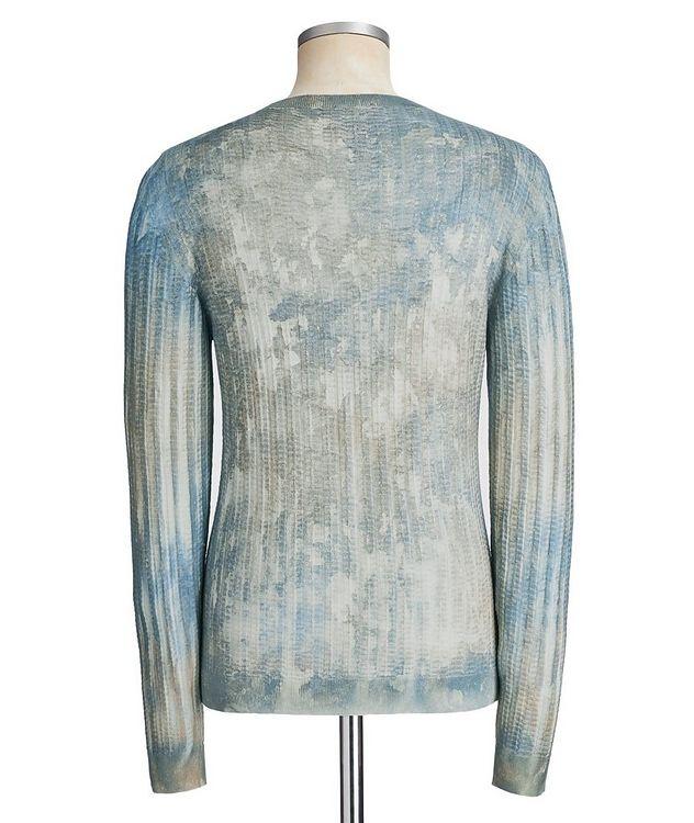 Silk Blend Sweater picture 2