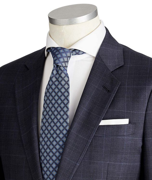 Soho Glen-Checked Suit picture 2