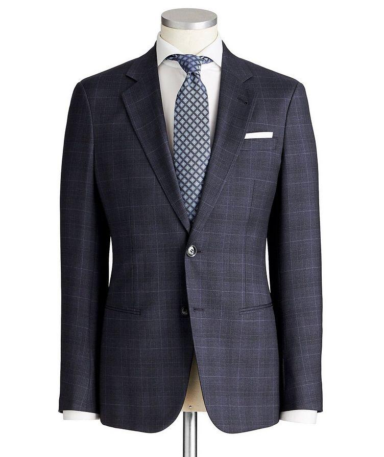 Soho Glen-Checked Suit image 0