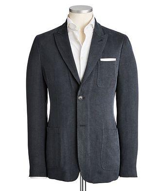 Giorgio Armani Unstructured Corduroy Sports Jacket