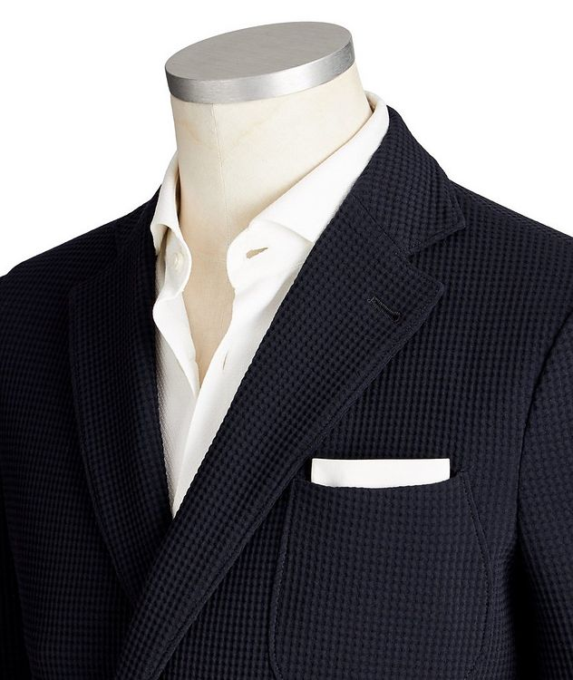 Tokyo Stretch Virgin Wool Sports Jacket picture 2