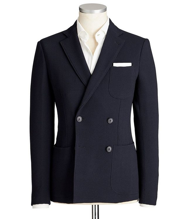 Tokyo Stretch Virgin Wool Sports Jacket picture 1