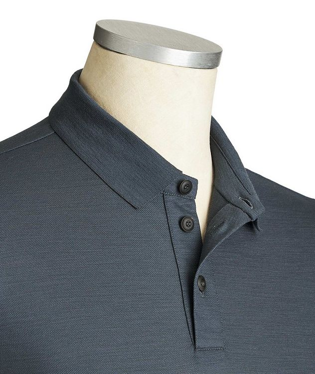 Virgin Wool Polo picture 2