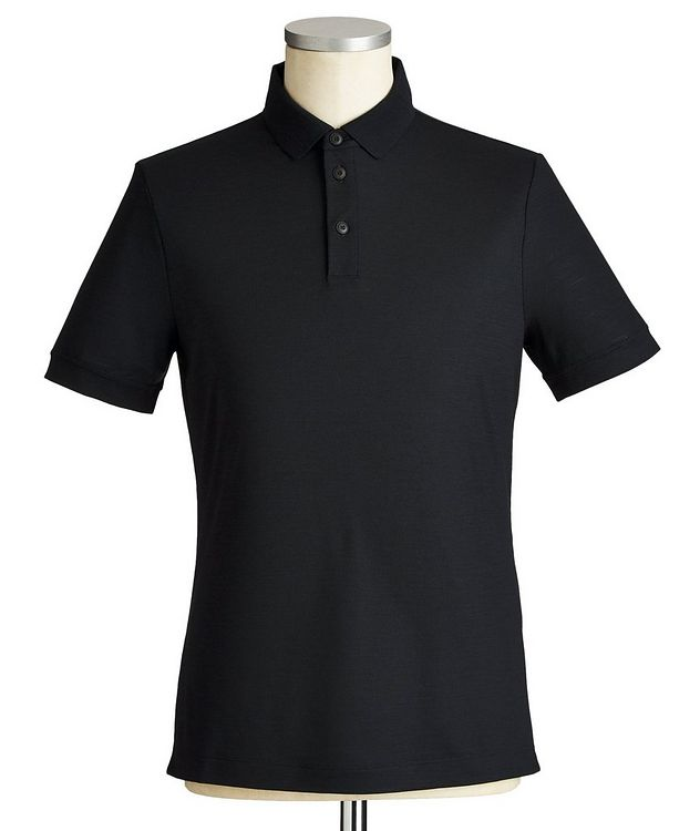 Virgin Wool Polo picture 1