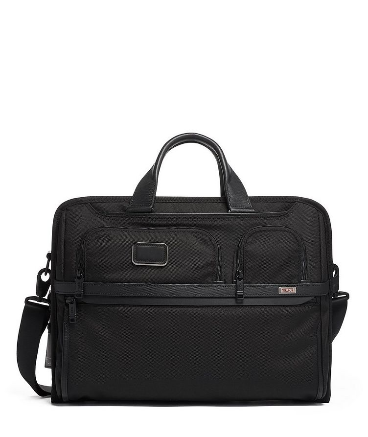 Compact Laptop Briefcase image 0