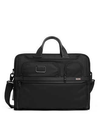 Tumi Compact Laptop Briefcase