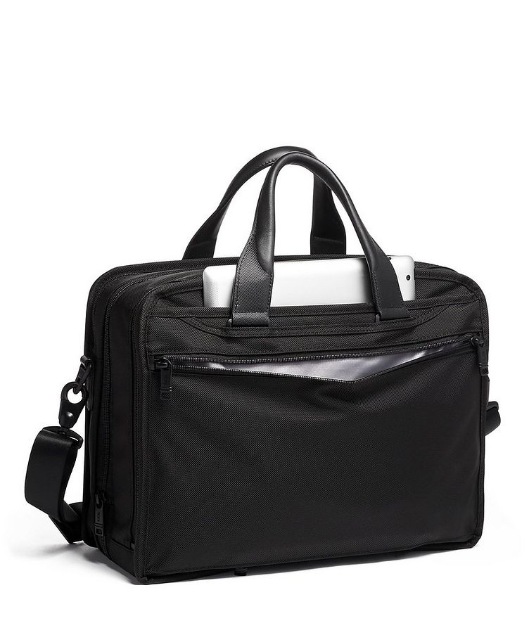 Expandable Laptop Briefcase image 3
