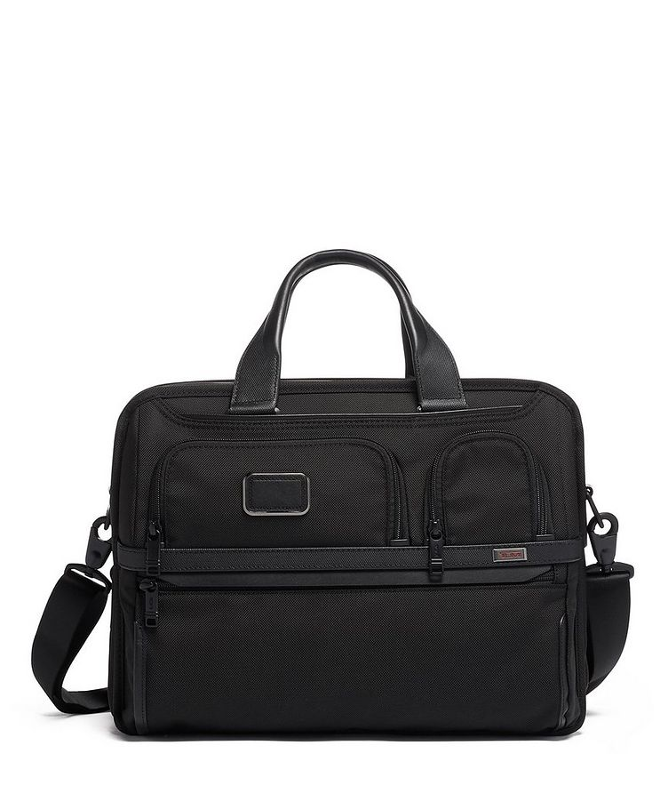 Expandable Laptop Briefcase image 0