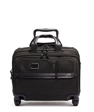 Tumi 4-Wheeled Laptop Briefcase