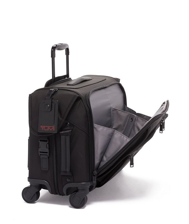 4-Wheeled Carry-On Garment Bag image 1