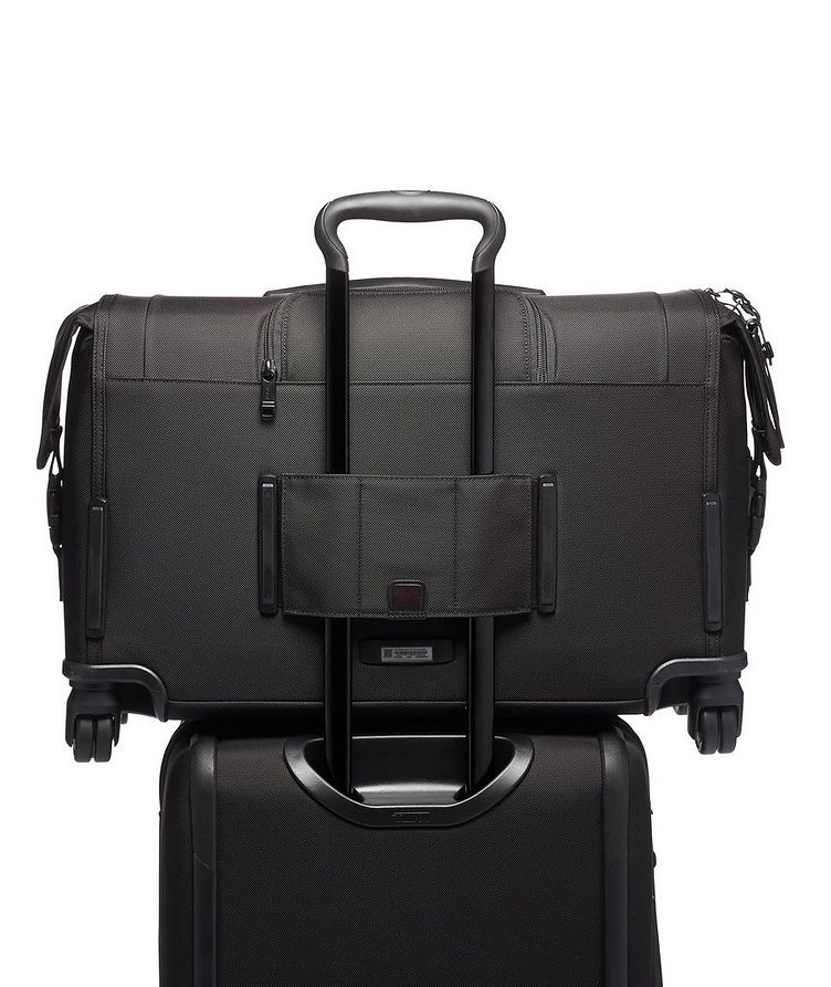 4-Wheeled Carry-On Garment Bag image 4