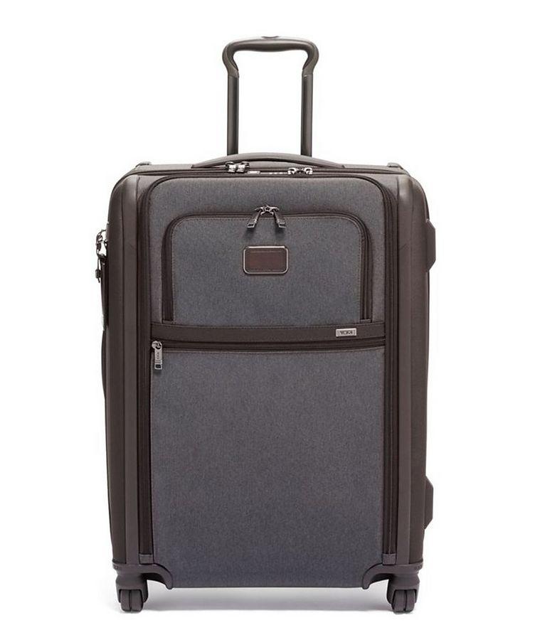 4-Wheeled Expandable Suitcase image 0