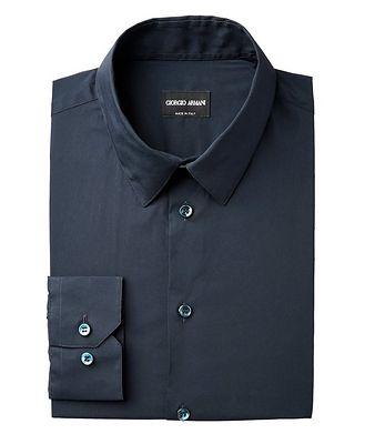 Giorgio Armani Chemise habillée de coupe contemporaine