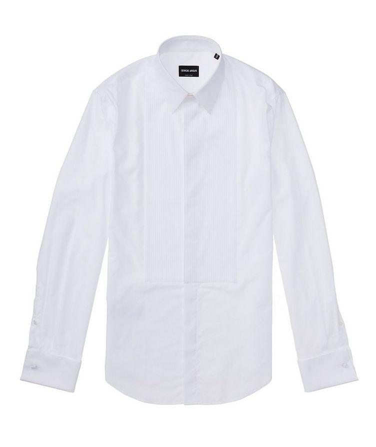 Chemise de soirée à plastron image 1