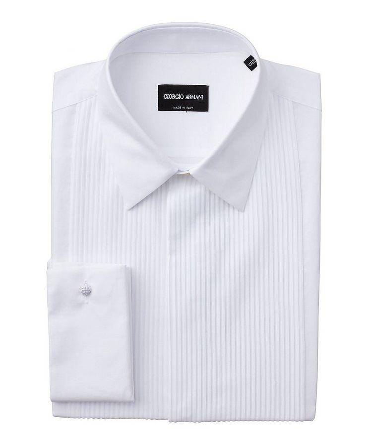 Chemise de soirée à plastron image 0