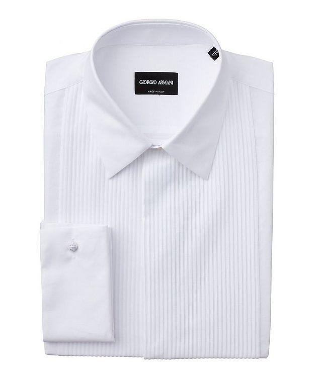Chemise de soirée à plastron picture 1