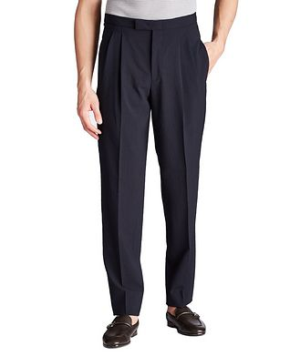Giorgio Armani Contemporary Fit Dress Pants