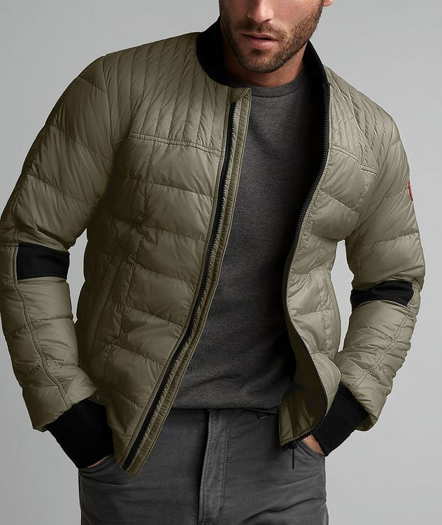 Water-Resistant Dunham Jacket picture 2