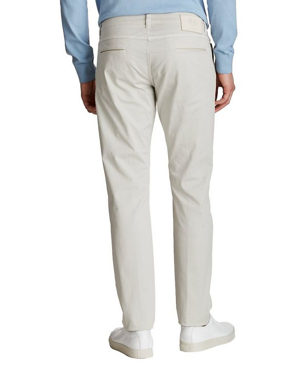 Stretch Cotton Chinos picture 2