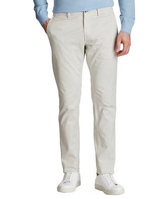 Fradi Stretch Cotton Chinos