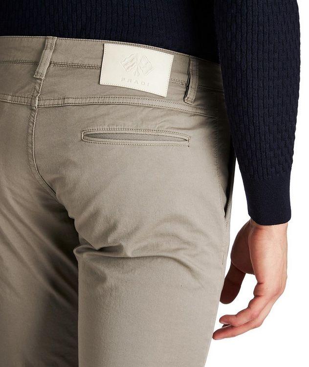 Chino en coton extensible picture 2
