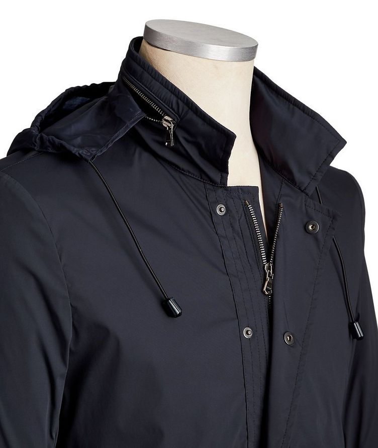 Water-Resistant Hank Shell Jacket image 2