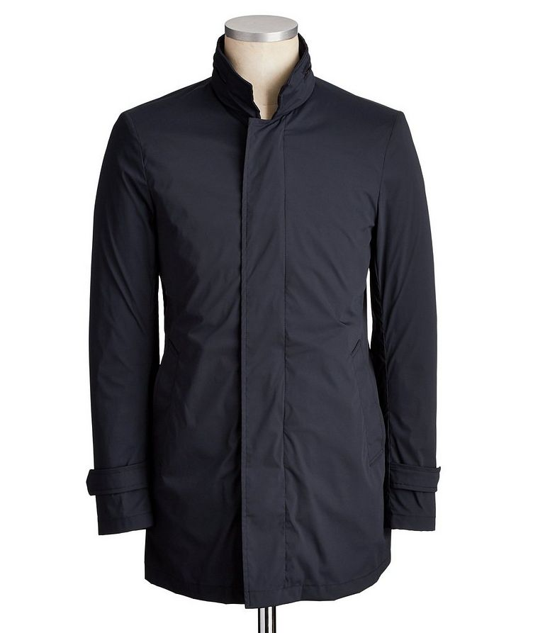 Water-Resistant Hank Shell Jacket image 0