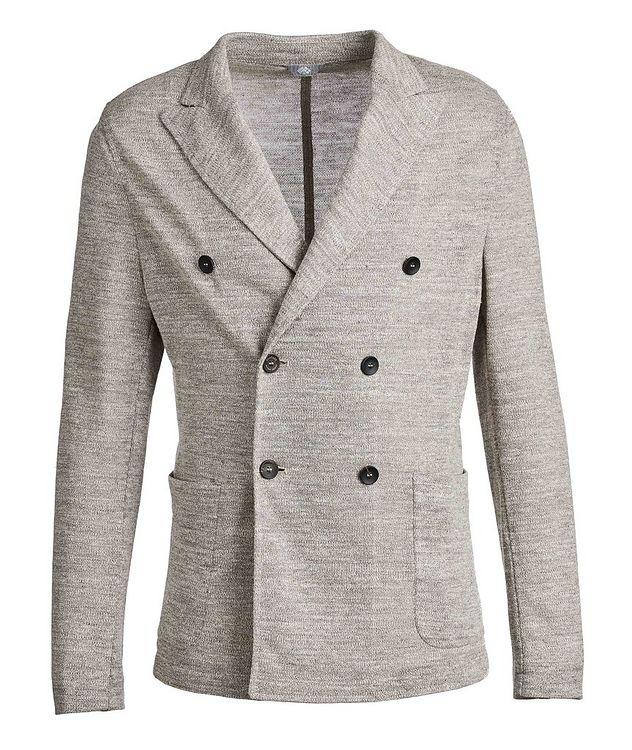 Linen-Blend Sports Jacket picture 1