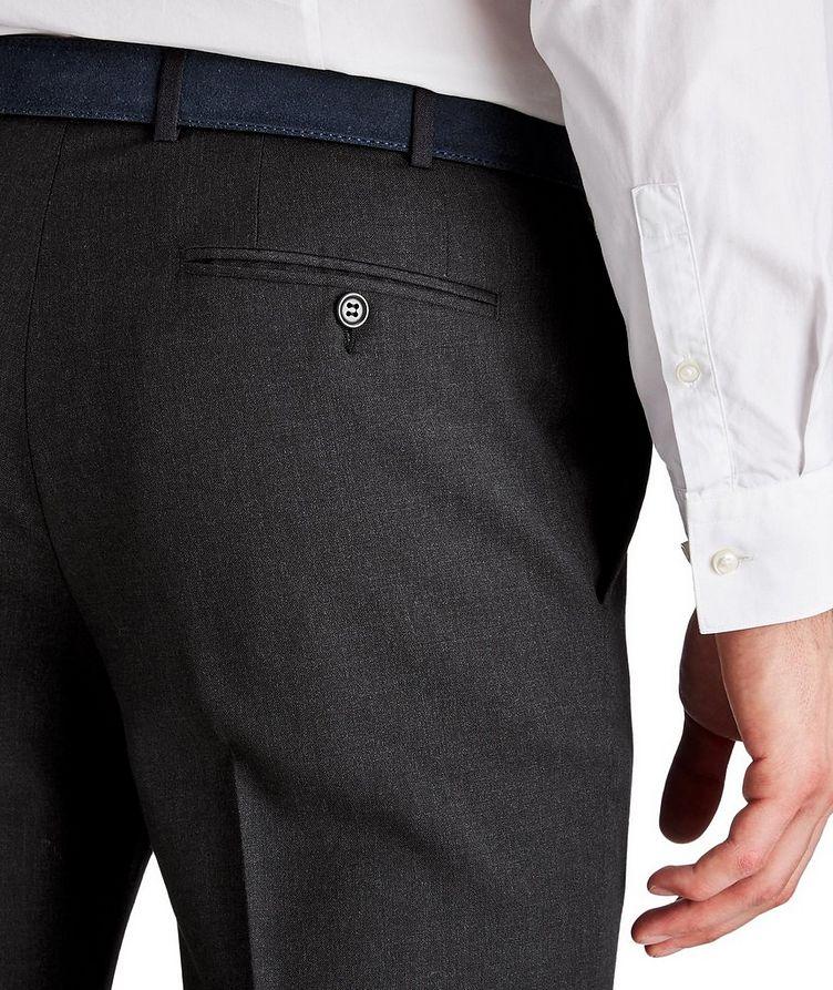 Slim Fit Wool Dress Pants image 2