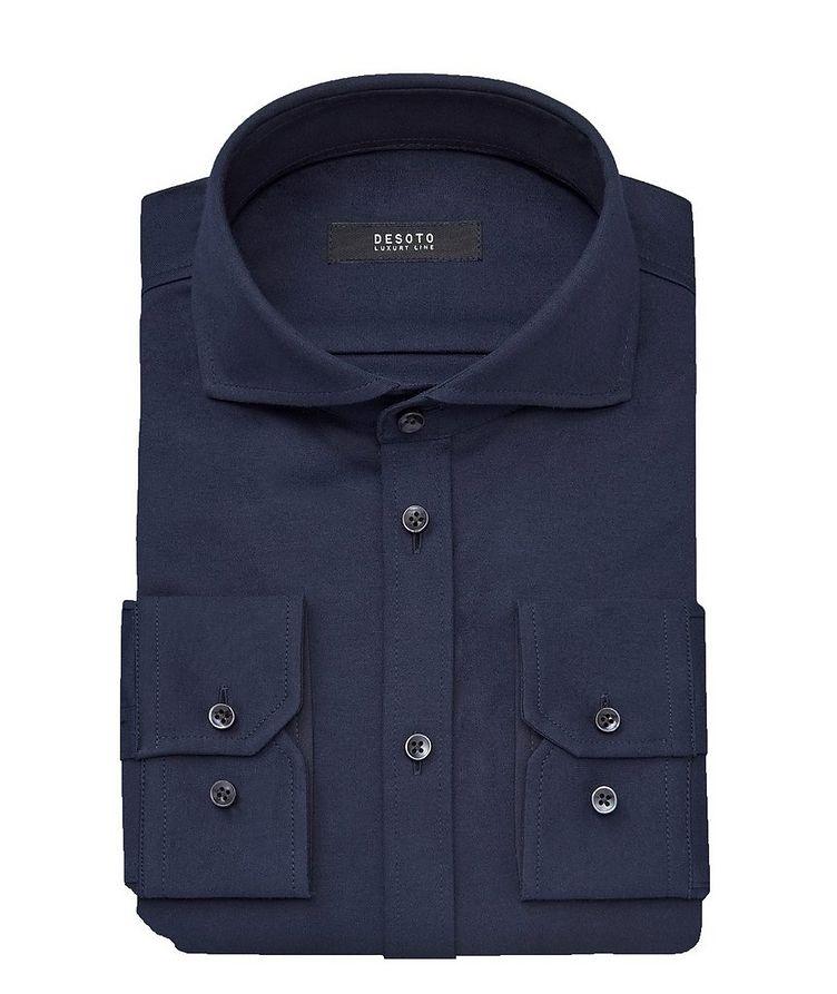 Pima Cotton Jersey Shirt image 0