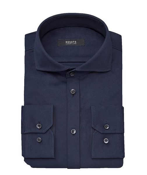 Desoto Pima Cotton Jersey Shirt