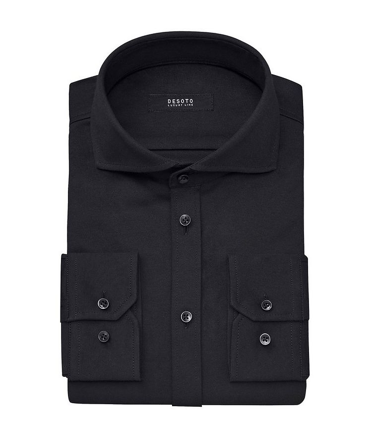 Pima Cotton Jersey Shirt image 0