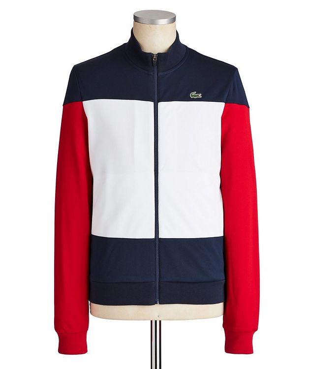 Zip-Up Track Jacket picture 1