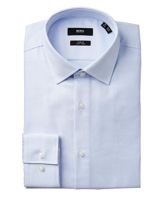 Chemise facile à repasser de coupe amincie picture 1