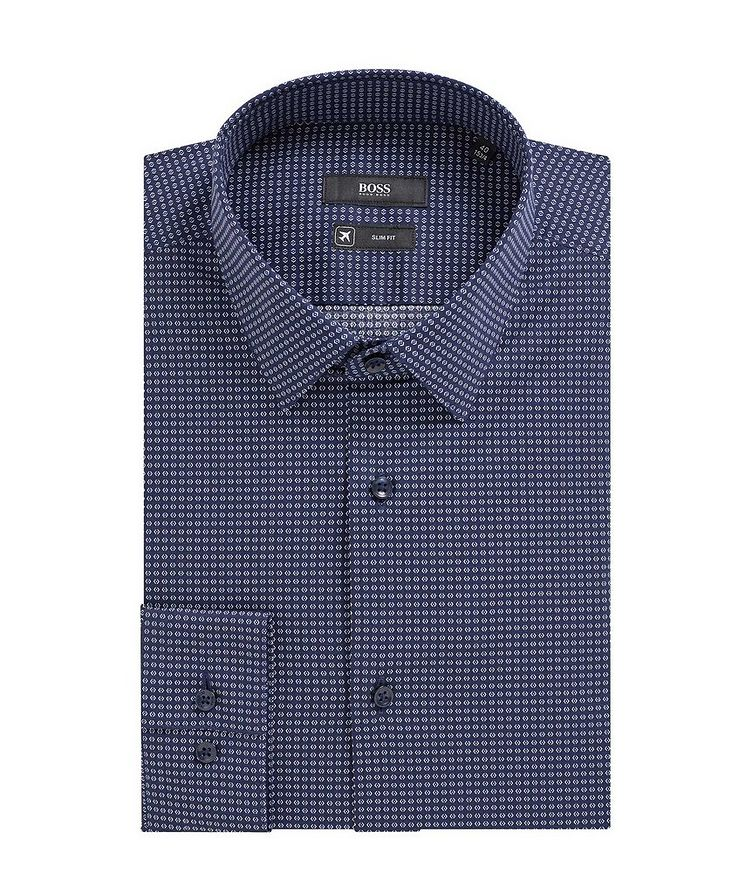 Chemise habillée de coupe amincie image 0