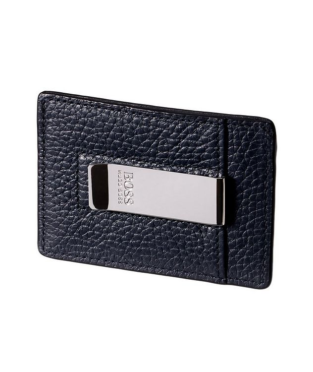 Tumbled Leather Cardholder picture 2