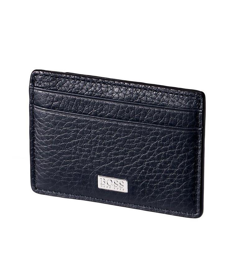 Tumbled Leather Cardholder image 0