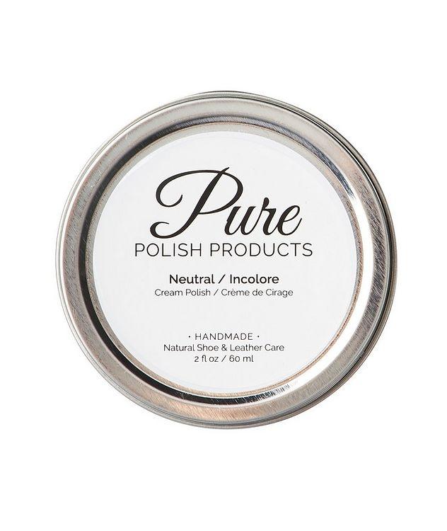 Neutral Cream Polish picture 1