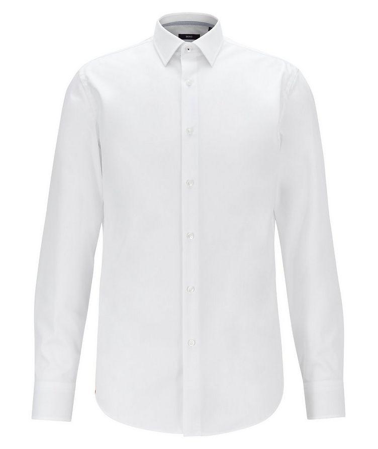 Easy-Iron Slim Fit Dress Shirt image 0