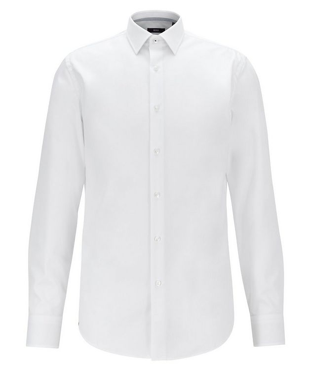 Easy-Iron Slim Fit Dress Shirt picture 1