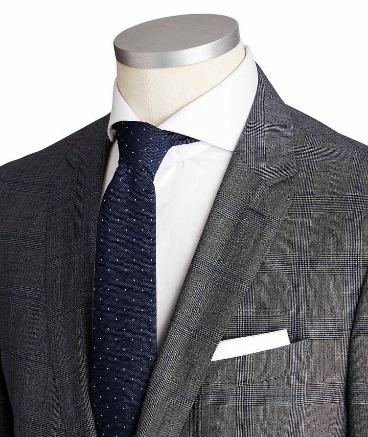 Novan/Ben Windowpane Suit image 1