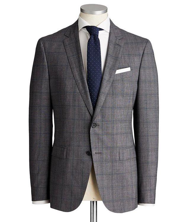 Novan/Ben Windowpane Suit picture 1