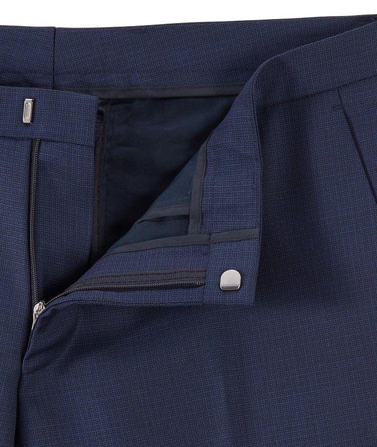 Rusten/Wenten Micro-Checked Virgin Wool Suit image 2
