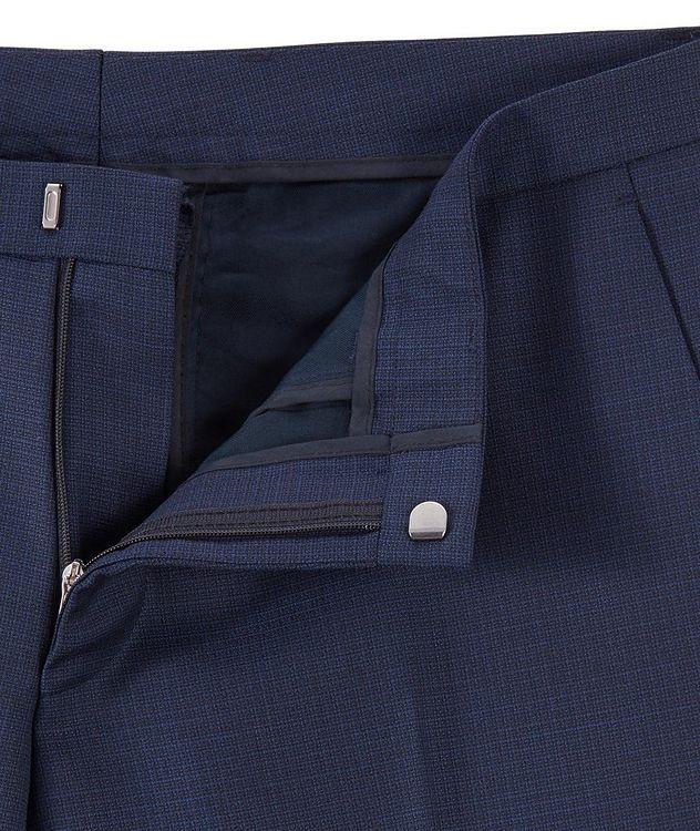 Rusten/Wenten Micro-Checked Virgin Wool Suit picture 3