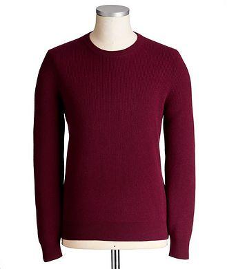 Brunello Cucinelli Wool, Cashmere & Silk Sweater
