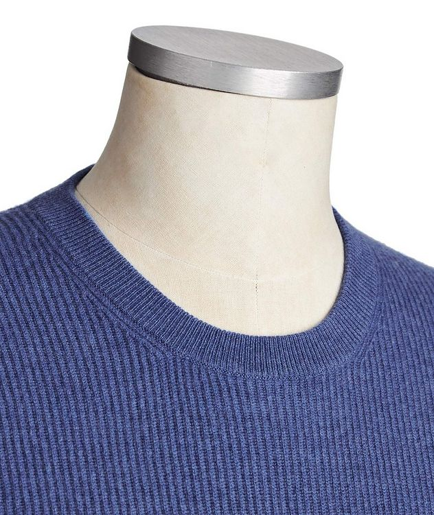 Wool, Cashmere & Silk Sweater picture 2