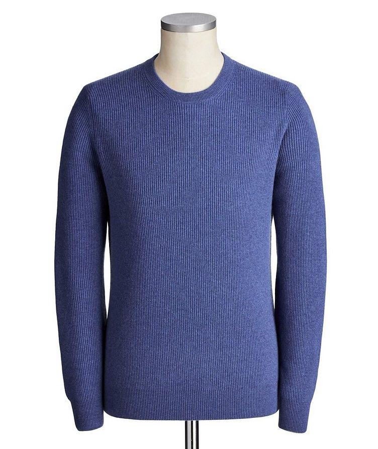 Wool, Cashmere & Silk Sweater image 0