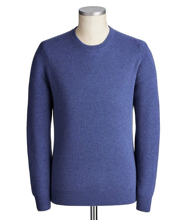 Wool, Cashmere & Silk Sweater picture 1