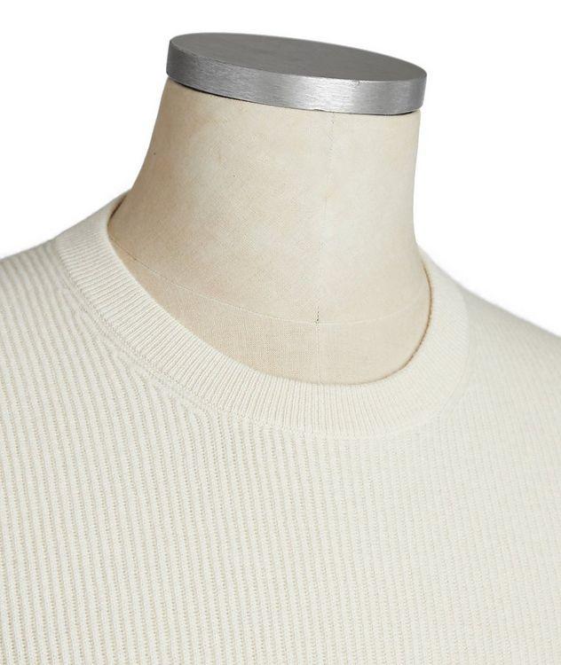 Virgin Wool, Cashmere & Silk Sweater picture 2