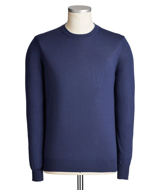 Wool-Cashmere Sweater picture 1